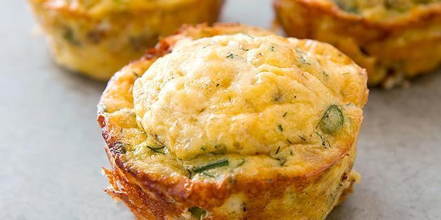 Egg frittata muffins