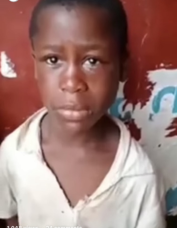 """Woman caught for using her 7-year-old granddaughter for """"ashawo"""" business. 51"""