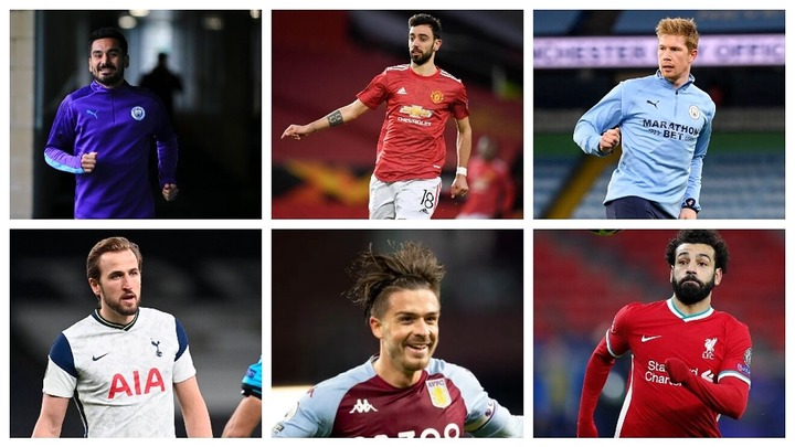 Premier League: Who is this year's Premier League Player of the Year?    Marca