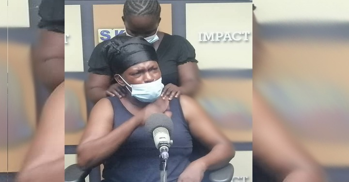 A Nurse Charged Me GHC 20 For The Pen Used In Writing My Husband's Folder, But He Eventually Died - Wife of The Late Covid-19 Victim Who Escaped Treatment Centre Reveals. 51