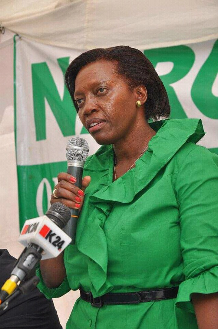 Martha Karua: Politicians do not Need Permission to Hold Meetings - Opera  News