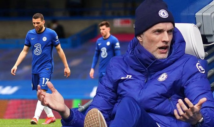Chelsea news: 'Big wake up call' - Angry Thomas Tuchel sounds warning after  West Brom loss | Football | Sport | Express.co.uk
