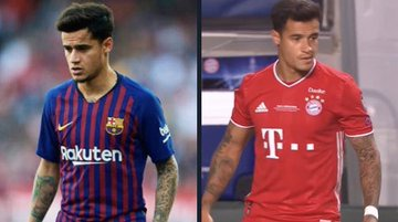 People React to the Increased Body Size of Coutinho and Goretzka in Bayern Munich - Opera News