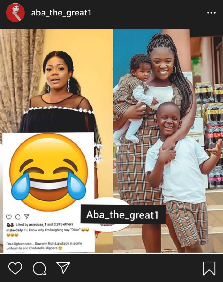 """e63c20348024cb7e51eded28dc02cf17 1?source=nlp&quality=uhq&format=jpeg&resize=720 - Mzbel Descends on Tracey Boakye once again over her disgraceful  """"Ofos"""" dress and """"Alanta"""" shoes"""