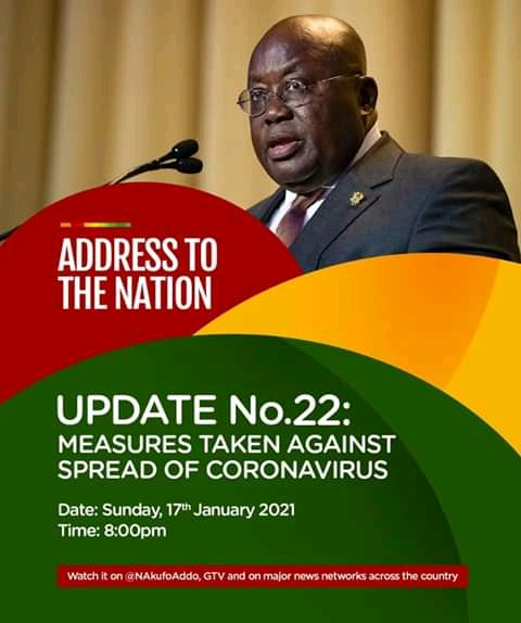 e73cb2af3d431b9b6034352622e58706 1?source=nlp&quality=uhq&format=jpeg&resize=720 - COVID-19: Akufo-Addo to deliver 22nd address tonight