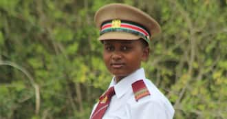 Kiteto was among 200 newly recruited assistant county commissioners.