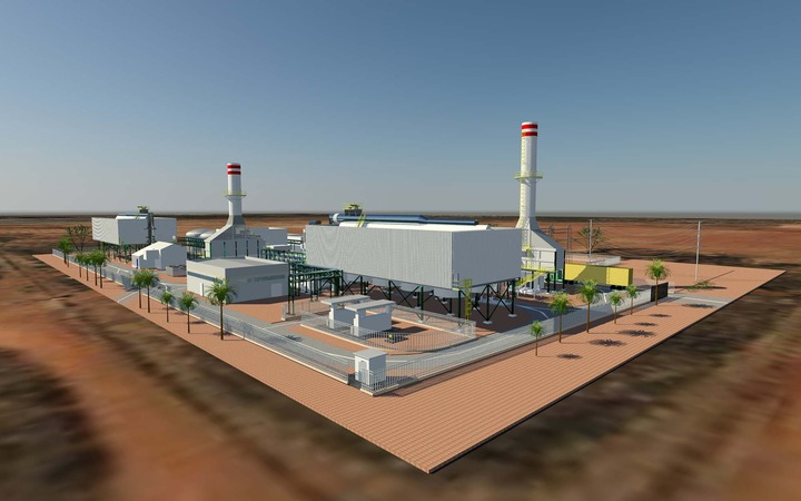 $170 million Judgment debt saga: Pictures of the GPGC 107MW power plant that has brought confusion in Ghana. 57