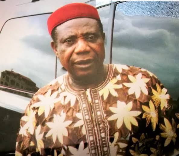 Exit of a Legend -Dr Prince Morroco Maduka Died This Afternoon