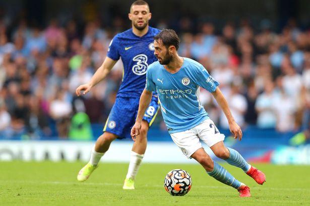 Pep Guardiola says Man City star Bernardo Silva is back at 'best player in  England' level - Manchester Evening News