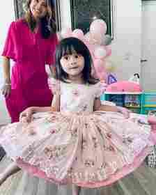 10 Potret Ulang Tahun Keempat Anak Acha Septriasa, Gemas!