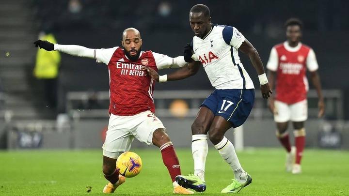 Tottenham Hotspur 2 - 0 Arsenal - Match Report | Arsenal.com