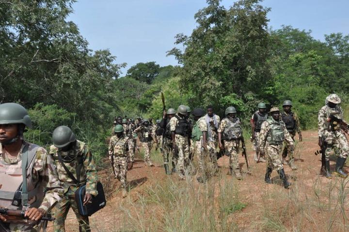 Troops neutralize bandits in Katsina, Kaduna, call for more intelligence -  Daily Post Nigeria