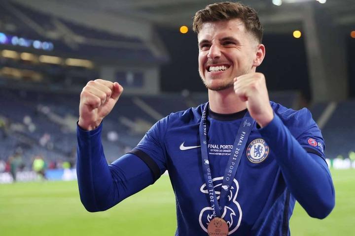 Eagle-eyed Chelsea fan spots potential Mount number change