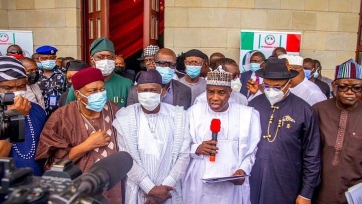 PDP governors, politicians want urgent review of revenue formula to favour  states, LGs   Naija247news