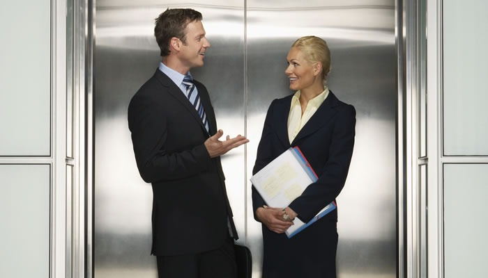 Win Clients and Get a Job: How to Create the Perfect Personal 'Elevator  Speech' - Susan Elford