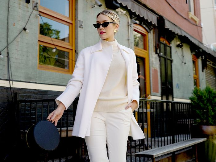 How to Pull Off a Monochromatic Outfit That's Not Boring | Who What Wear