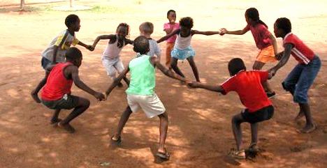 The Innocence Of Childhood(My Warri Neighbourhood) – sandrachukwuude