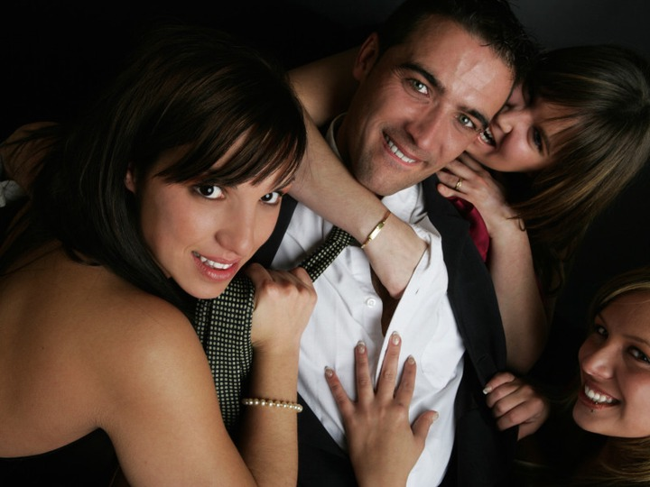 Relationship Matters Forum: Man Living With His Three Girlfriends Under One  Roof Reveals His Romantic Timetable.