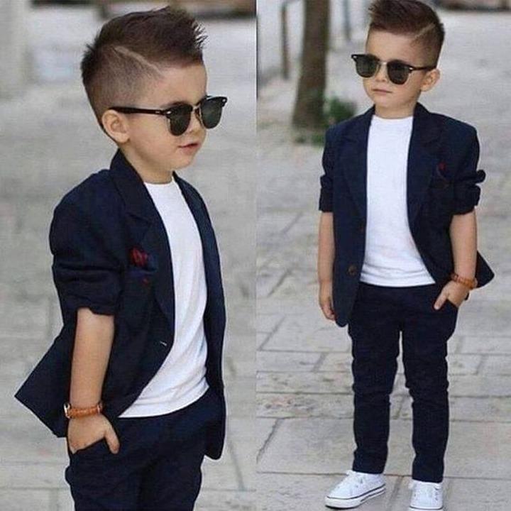 Cool kids & boys mohawk haircut hairstyle ideas 40 - Fashion Best