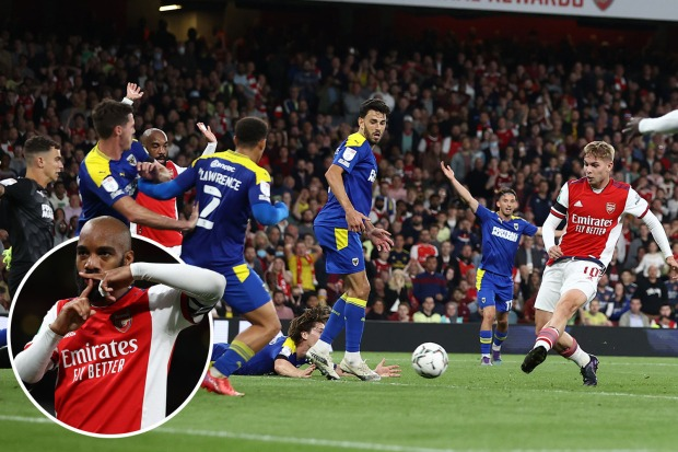 Arsenal Latest News, Transfers & Fixtures - The Sun