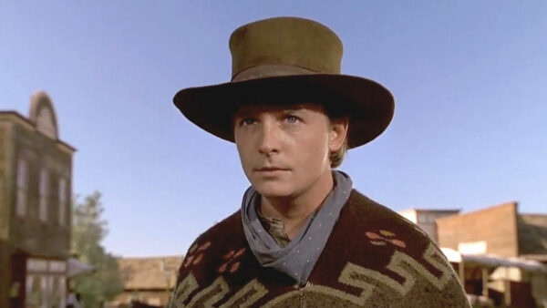 Michael J. Fox (Back to the Future Part III)