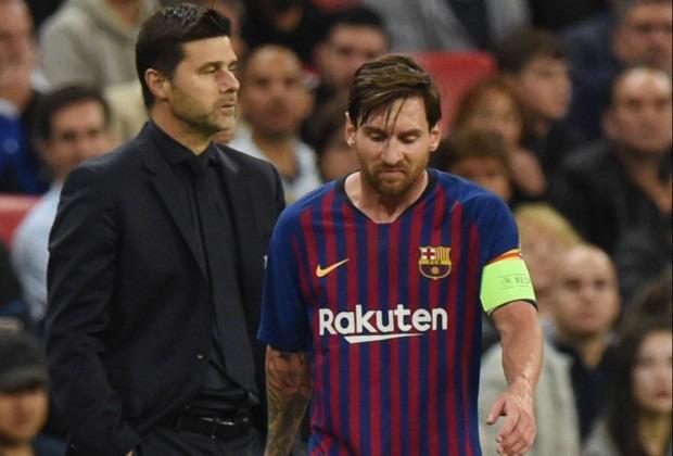 Paris Saint-Germain Hired Pochettino For Lionel Messi'