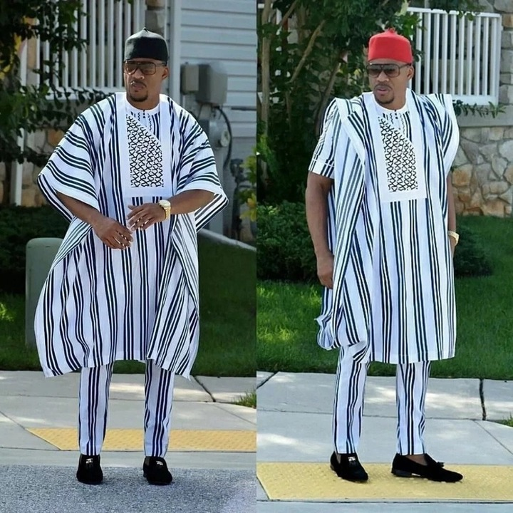 33 How Many Yards To Sew Agbada - Sew At Home