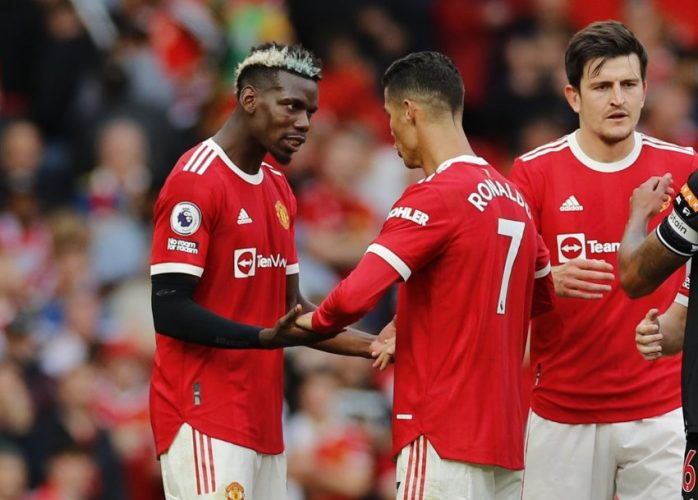 Cristiano Ronaldo's Debut Could Influence Paul Pogba's Future At Man United