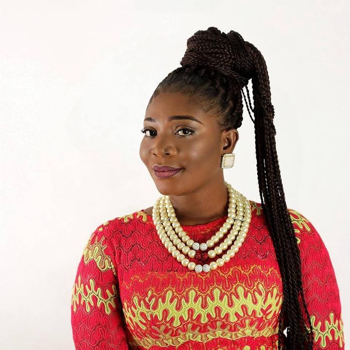 Florence Obinim, the beautiful woman behind Obinim
