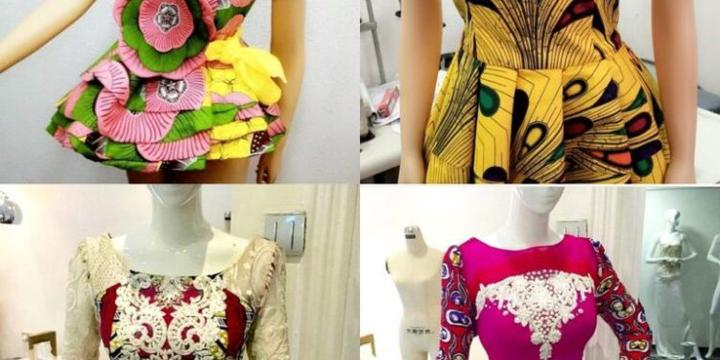 Ankara Blouse Styles You Can Rock With Friends