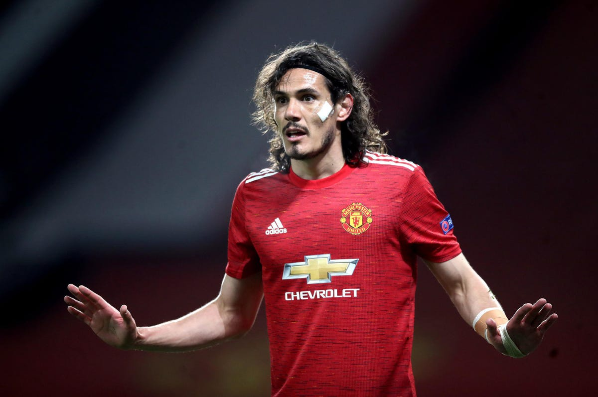 The Best Is Yet To Come For Edinson Cavani At Manchester United