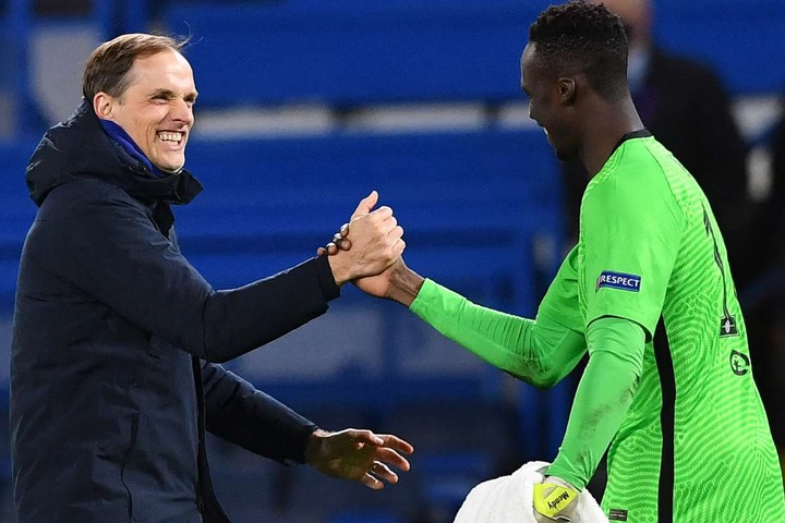 Tuchel seals best managerial start in Chelsea history as Blues cruise into  Champions League last eight   Goal.com