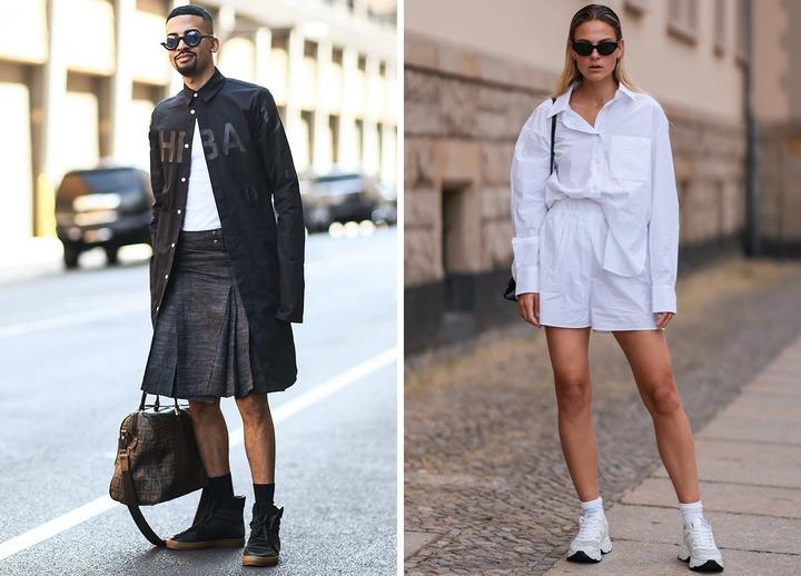5 Gen Z Fashion Trends Millennials Just Can't Get Behind - PureWow