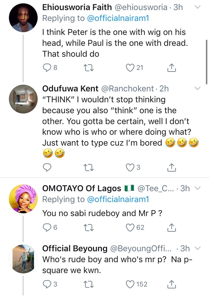 Hours After Davido Tweeted About Peter And Paul, See What Naira Marley Said That Got People Talking
