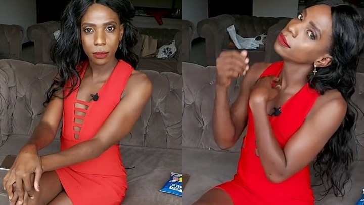 Video and Reactions: Comedian Eric Omondi Dresses Up Like a Girl and Even  Looks Better Than Most - AfricaCelebrities.Com