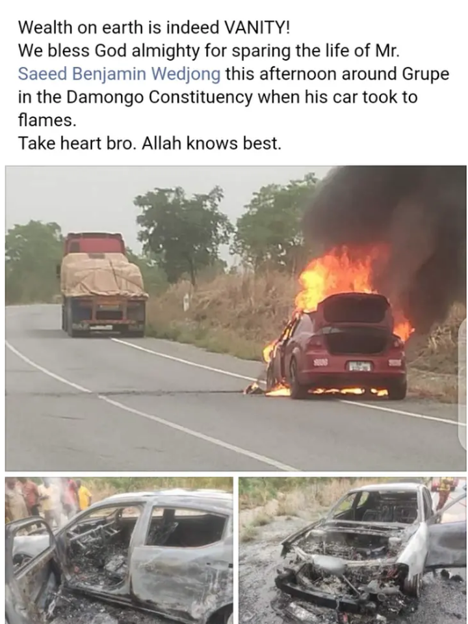 Sad news hit NPP's Abu Jinapor. 4