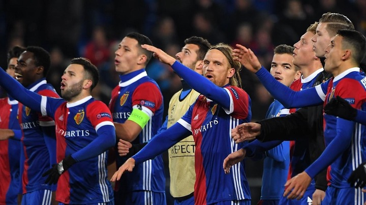 Basel welcome Manchester City for last-16 opener   UEFA Champions League    UEFA.com