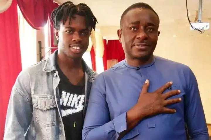 Emeka Ike and Son