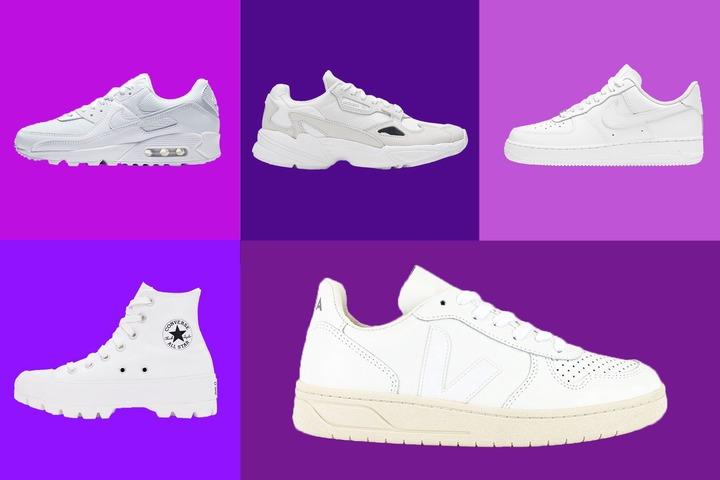 35 Best White Sneakers for Women 2021 | The Strategist