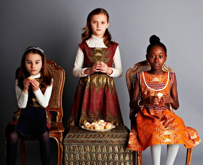Fashion: Isossy Children&#39;s Wear Transcending Cultural Differences - atelier  55 - The Curator of Contemporary <a class=