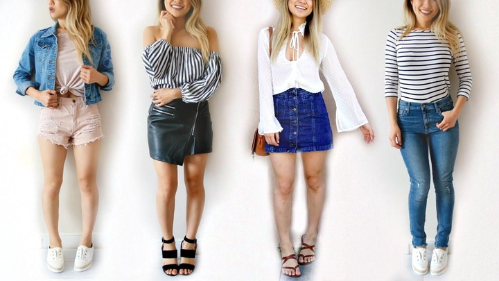 7 Fashion Hacks to Make ANY Basic Outfit Look Good!   Basic outfits,  Fashion, Fashion tips