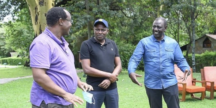 A look inside Ruto's kitchen cabinet think tank