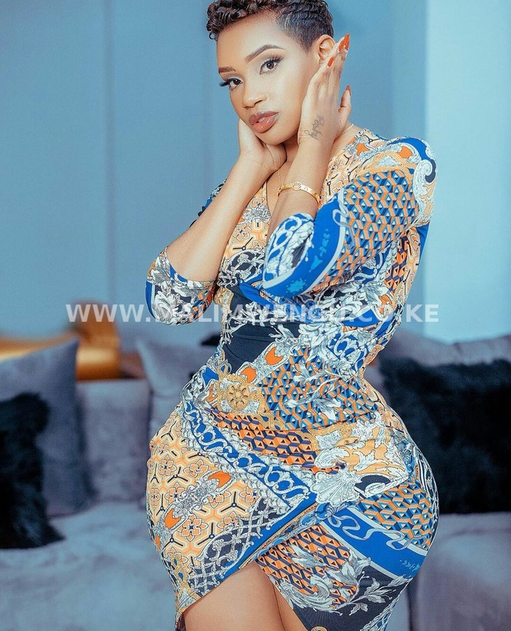 Poshy Queen Speaks On Diamond Being The Father Of Her Unborn Child    Malimwengu KE