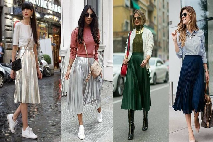 Trend Of The Week: Slay In A Pleated Skirt   magicpin blog