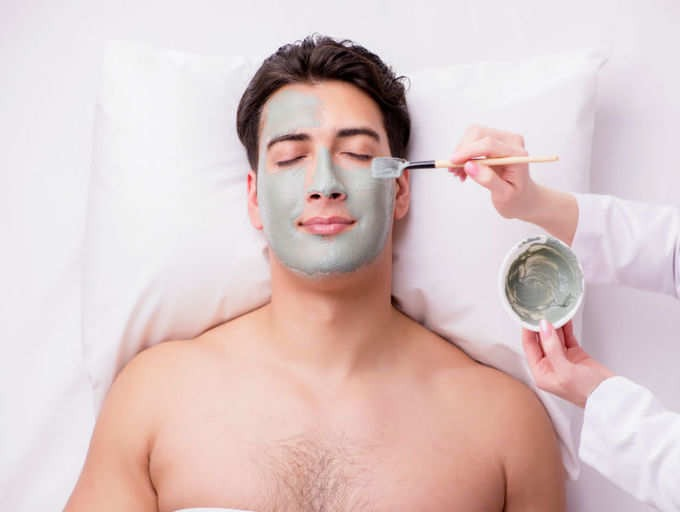 Facial care for men: 7 steps you must follow   The Times of India