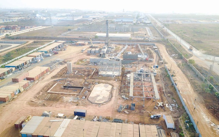 $170 million Judgment debt saga: Pictures of the GPGC 107MW power plant that has brought confusion in Ghana. 56
