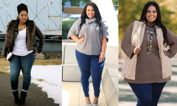 7 Tips For Plus Size Cold-Weather Fashion - Her Style Code