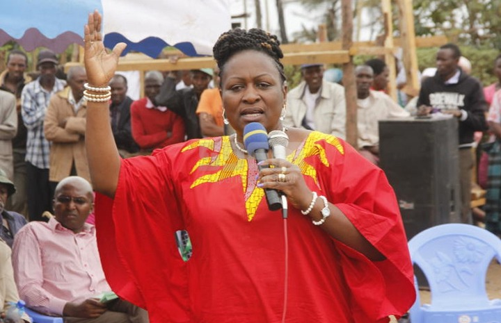 Woman Rep vows to 'nyofoa' transformers of cradle snatchers - The Standard  Entertainment