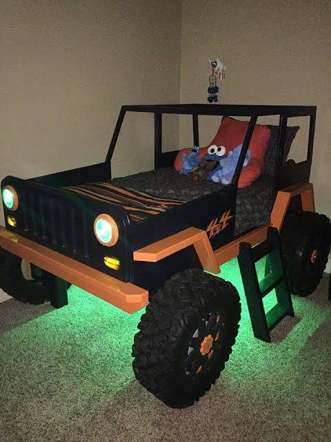 Can You Get This Type Of Bed For Your Child Check Out Some Nice Jeep Toddler Beds Photos Opera News