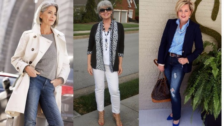 Fashion Tips for Older Women to Look Stylish   Budget Your Financing